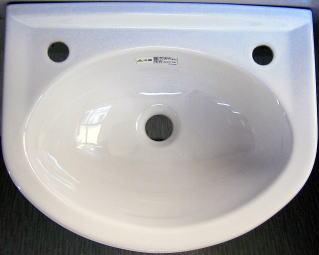 TOTO手洗器 L30DM二つ穴本体のみ