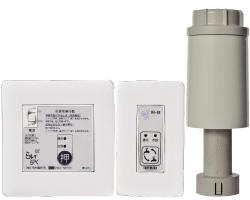 竹村製作所 電動式水抜栓開閉装置 NR-1E  � 03 親子タイプ  子機付き